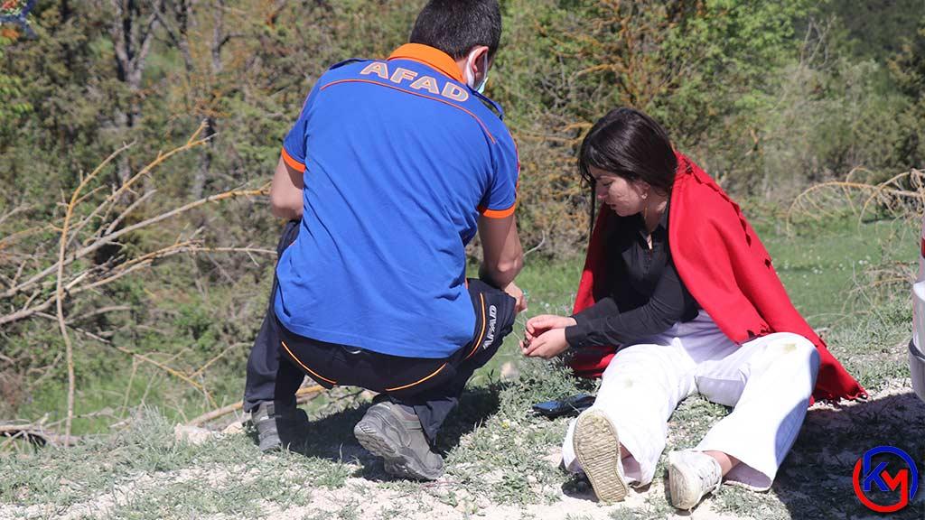 Yayla Evinde Alkol Aldıktan Sonra Yürüyüşe Çıktığı Ormanda Kaybolan Genç Kız Yaralı Bulundu