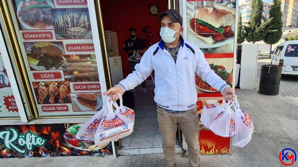 Ekmekten Sonra Askıda Köfte Uygulaması Ramazan Ayında Büyük İlgi Görüyor